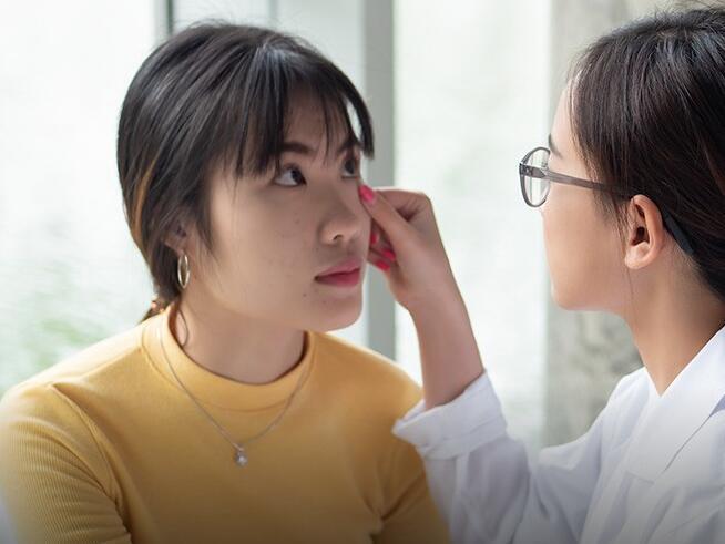 视网膜及玻璃体病变 中西医结合保眼健康