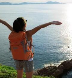 当你在生活中迷失 一段旅程就能看清自我真实的样貌