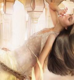 养护头皮 长出一头自然亮丽的秀发