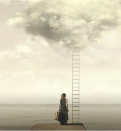 对生活处境感到无奈 暂时的逃避也无常不可