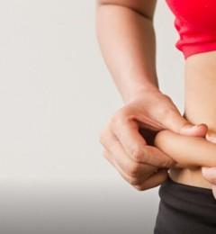 已经少吃多动 肚子还是一圈肥油?都是荷尔蒙在作怪