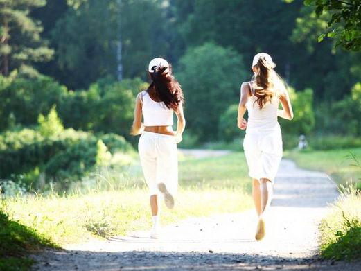 每周维持5到6公里 有效维持健康