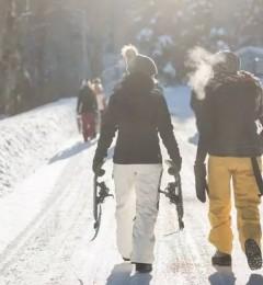 强光会对眼睛刺激和伤害 长时间看雪景可致雪盲症