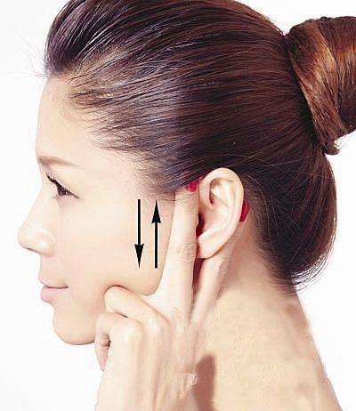 搓耳美容法 令人神志清爽、容光焕发