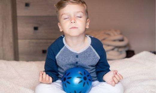 生命中所有的困难或疾病 都有机会靠着冥想来改变