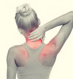 肩颈酸痛的四大原因与临床症状