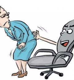 坐下就不想起来 整天纹丝不动易患癌