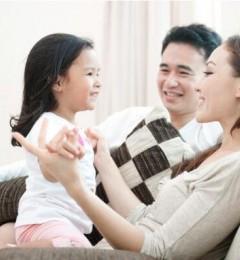 什么样的夫妻关系造就了快乐家庭?