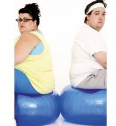 如果你的近亲有肥胖症,你肥胖的机率也很高