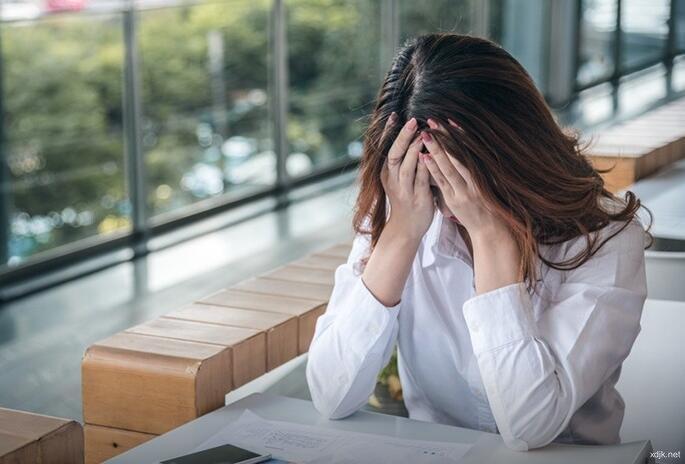职业倦怠来袭 工作常陷入负面情绪的黑洞