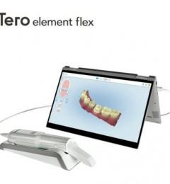 爱齐科技发布爱齐科技发布iTero Element Flex便携式口内扫描仪,让口腔数字化体验一路