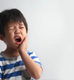 定期看牙医 儿童的牙齿问题都可以处理或解决