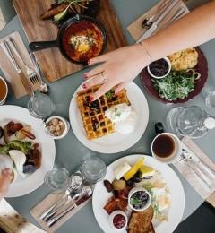 不吃早餐与超重的关系比饮酒或不运动程度还要大
