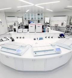 美国incinta中心:探秘生命之源,走进极具设计感和科技感的胚胎实验室