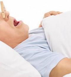 研究发现有阻塞性睡眠呼吸中止的老人患老年痴呆风险较低
