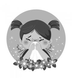 过敏性鼻炎藏着大隐患 小喷嚏莫轻视