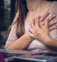 身体的炎症反应可能增加心脏病风险
