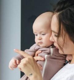 宝宝的诞生是上天恩赐 让其变成一件快乐的事情