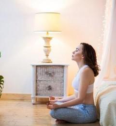 冥想瑜伽能帮助减少体内细胞发炎因子IL-6生成,改善体内发炎