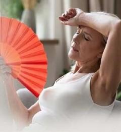 """经常性燥热、热潮红 可能患上了""""更年期症候群"""""""