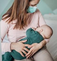 研究显示哺乳期接种COVID-19疫苗对婴儿安全