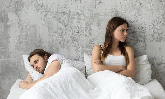 婚姻遇上性冷淡 两性生活就会变得一潭死水