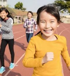 运动有性别之分 男孩天生更爱运动?