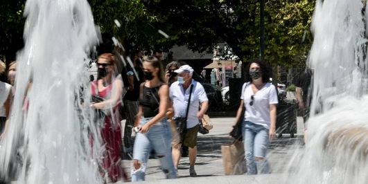 新一轮热浪天气将至 希腊气温最高可达45℃