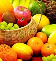水果或绿叶蔬菜 是补充身体所需营养素的纯天然食物
