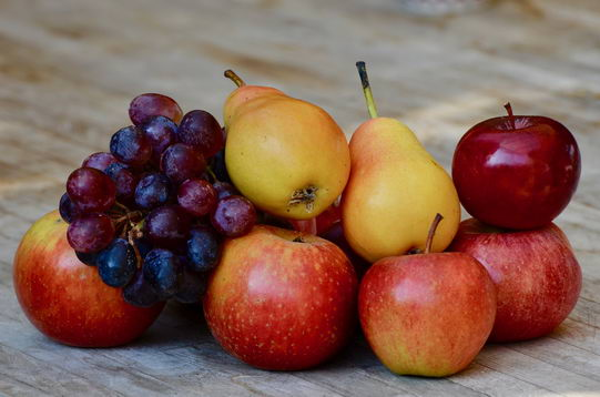 研究发现每天一颗苹果和梨子有助血压控制