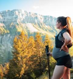 更多科学证据发现 怀孕期间运动有益于胎儿健康成长
