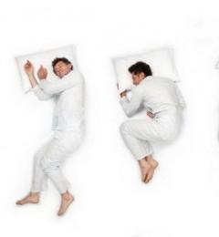 阻塞型睡眠呼吸中止症 与睡姿息息相关